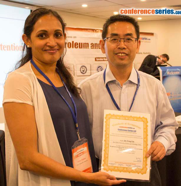 Jin-Feng Liu   OMICS International