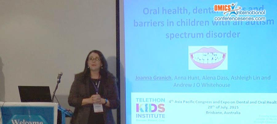 Joanna Granich | OMICS International