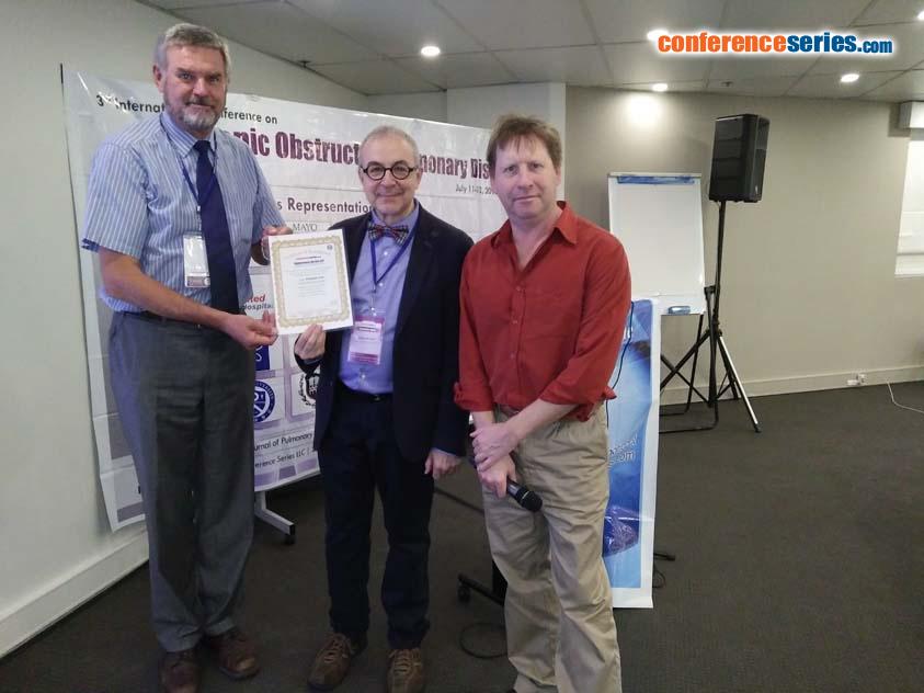 Joaquim Gea   OMICS International