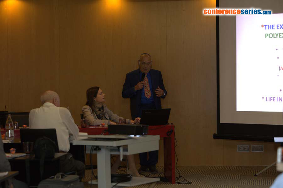 Joseph Seckbach | Conferenceseries