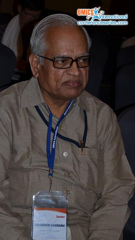 Kambadur Muralidhar   OMICS International