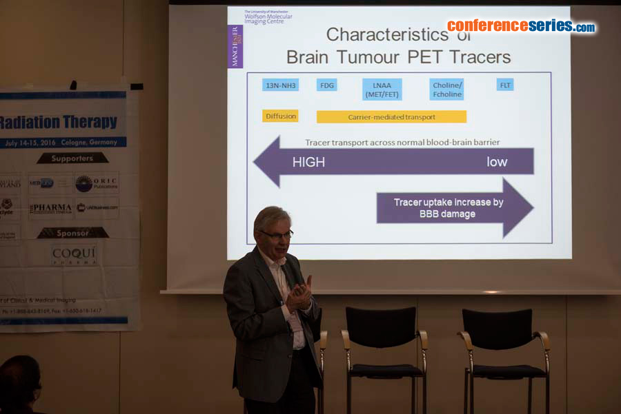 Karl Herholz | OMICS International