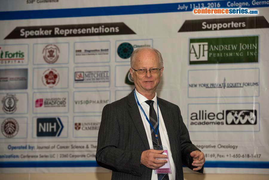 Karl R Aigner | Conferenceseries Ltd