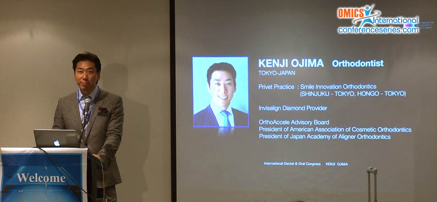 Kenji Ojima | OMICS International