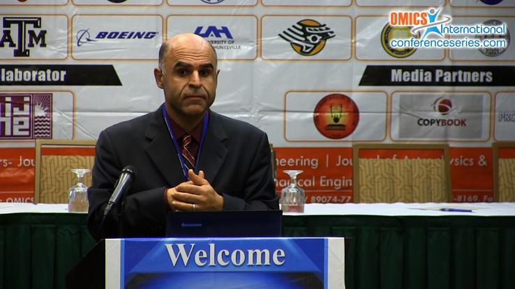 Khalil Khanafer  | OMICS International