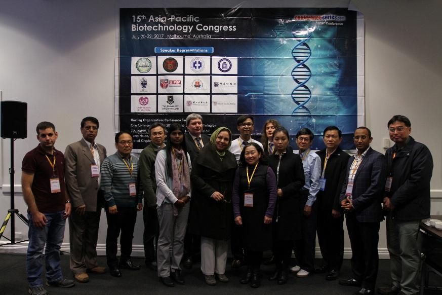 Khwaja Hossain | OMICS International