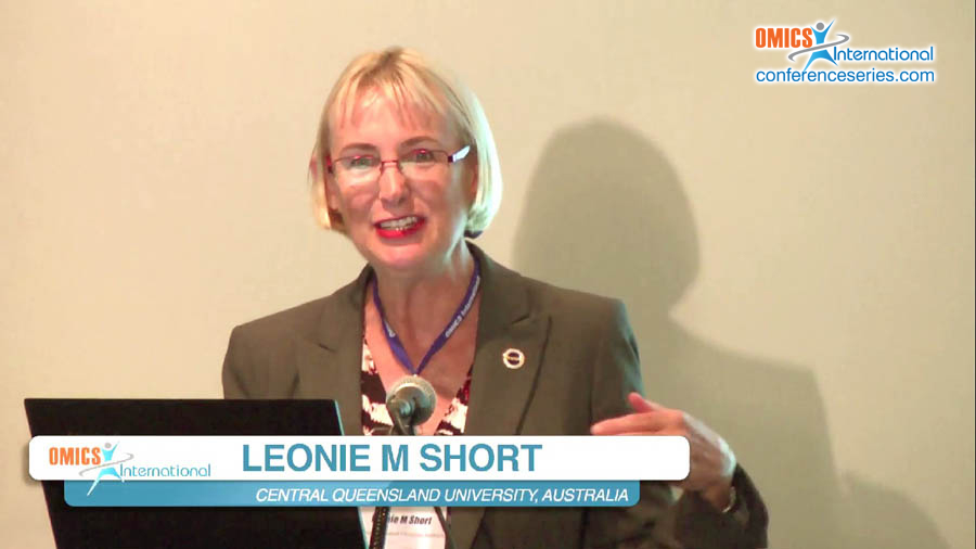 Leonie M. Short  | Conferenceseries Ltd