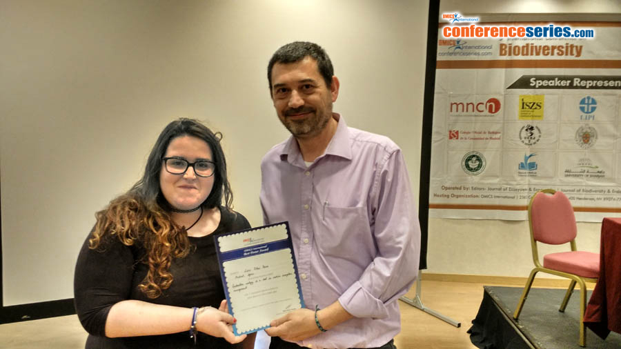 Lidia Ochoa Peñas  | OMICS International