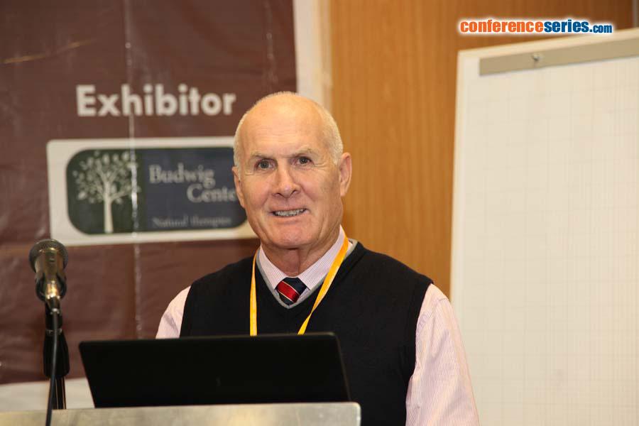 Lloyd Jenkins | Conferenceseries Ltd