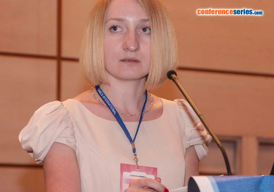 Lyubov Chernova | OMICS International