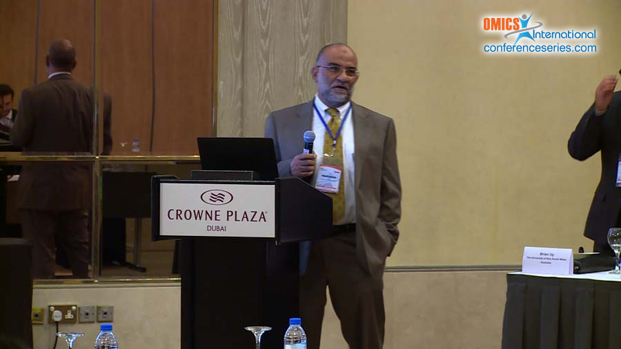 Magdi A. Khalifa | OMICS International