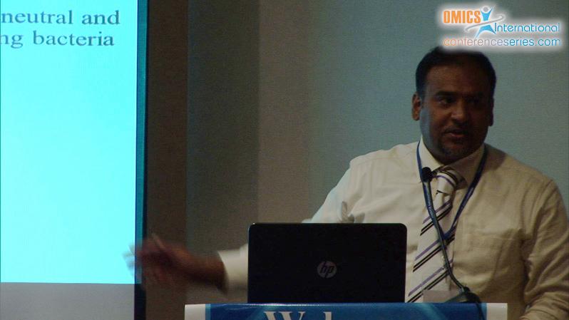Majed A Halwani | OMICS International