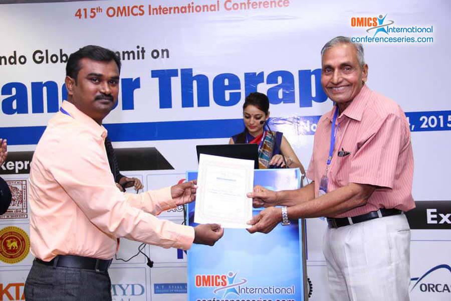 Manikonda Prakash Rao | Conferenceseries Ltd