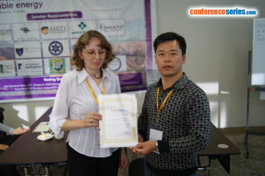 Marie Stybnarova | OMICS International