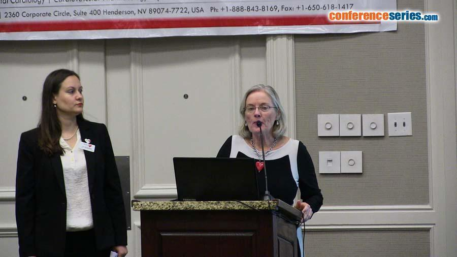 Mary McGowan & Eva Maciejewski | OMICS International