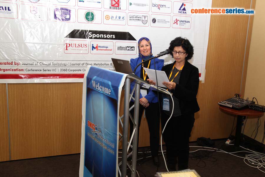 May Azzawi | Conferenceseries