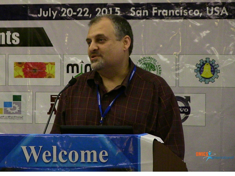 Mehran Mehrandezh  | OMICS International