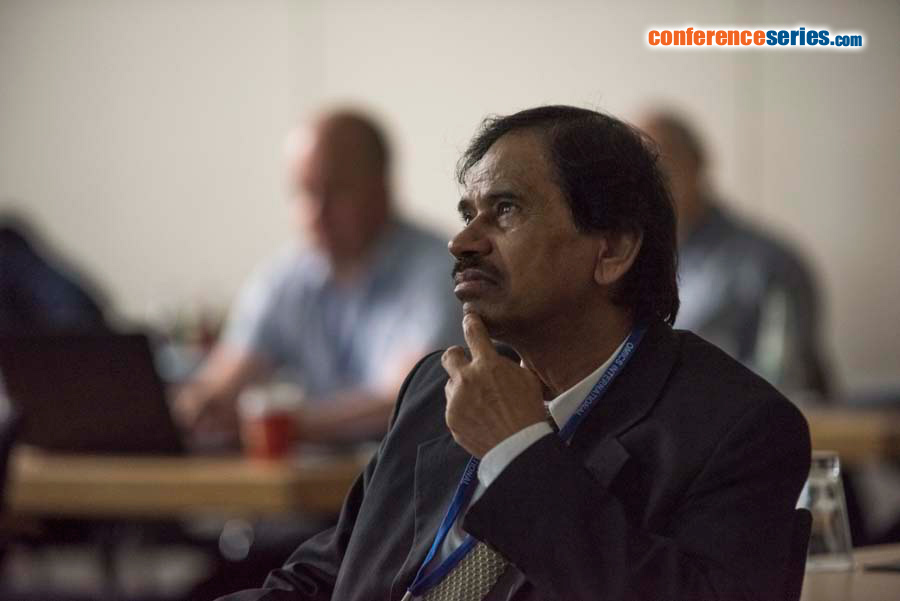 Mian M. Alauddin | OMICS International