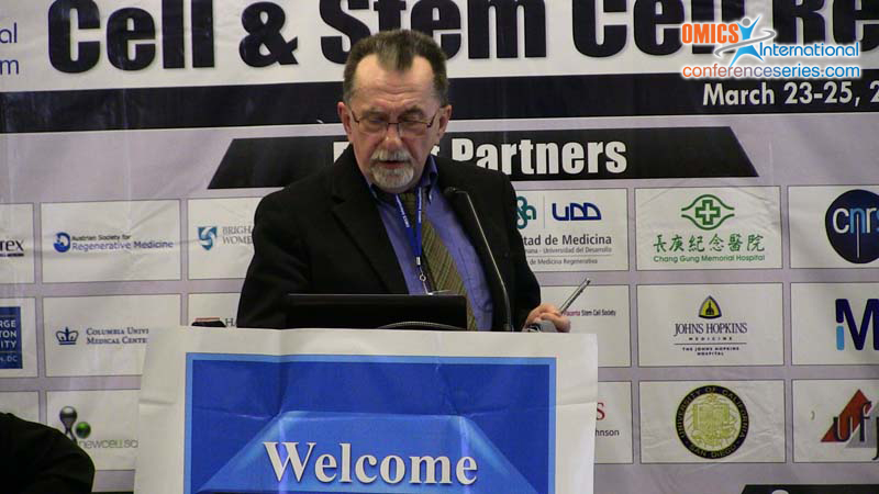 Michal K. Stachowiak | OMICS International