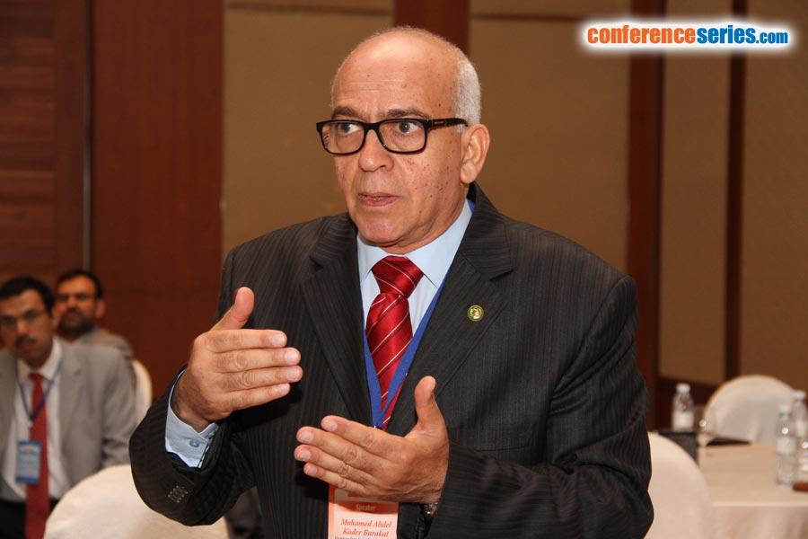 Mohamed  Abdel Kader Barakat | OMICS International