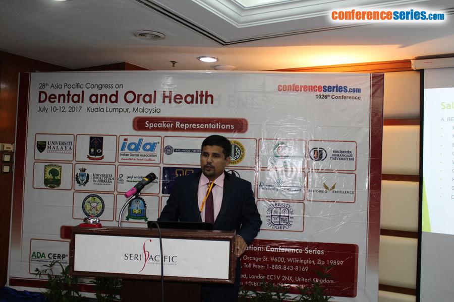 Mohamed Abdulcader Riyaz | Conferenceseries Ltd