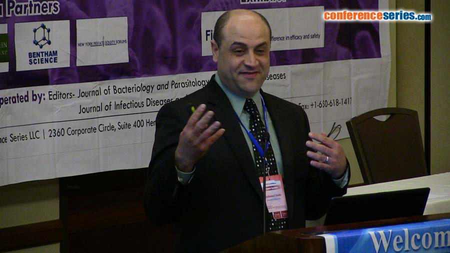 Mohamed Fakhr | OMICS International