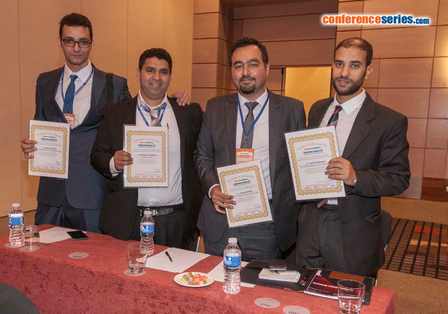 Mohamed Touni | OMICS International