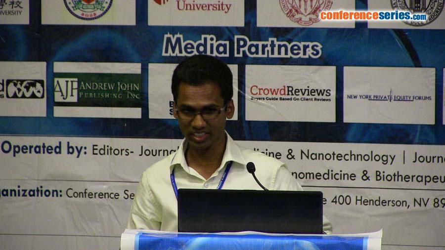 Mohan C Pereira | OMICS International