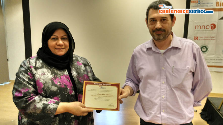 Mona Ayesh Al-Salameen | OMICS International