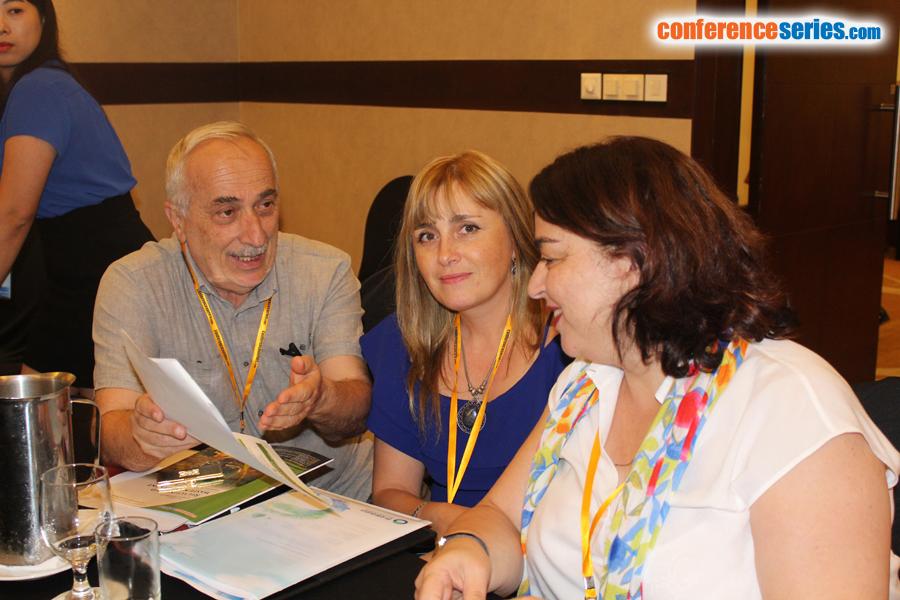 N Buachidze and Kh Chikviladze | OMICS International