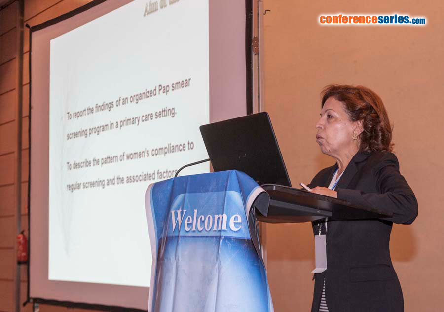 Nadia H. Rizkalla | OMICS International