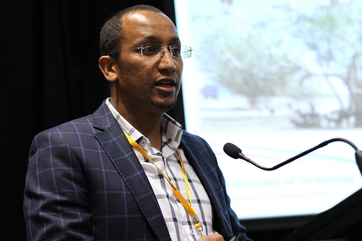 Naser Aliye Feto | OMICS International