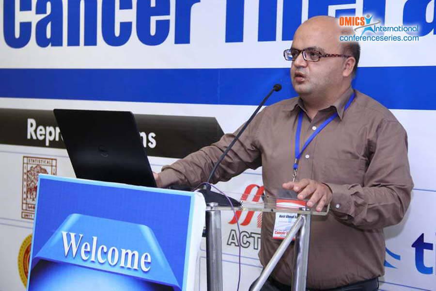 Nasir Ahmad Salati | Conferenceseries Ltd