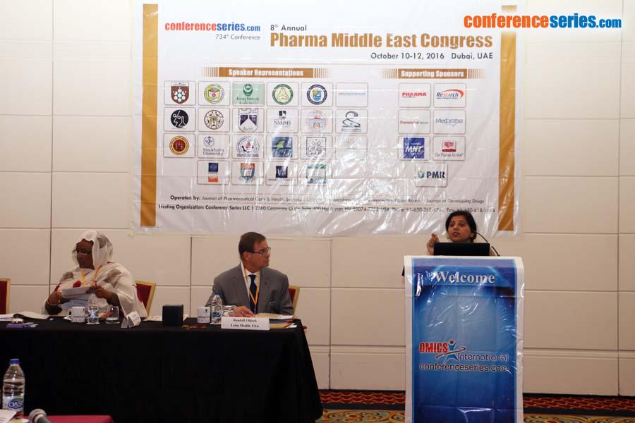 Neelima Dhingra  | OMICS International