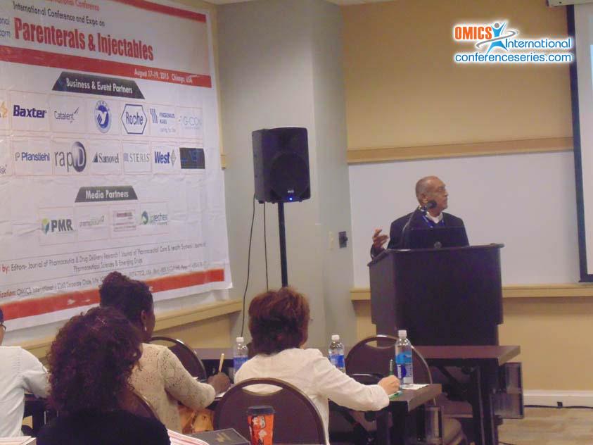 Neervalur V Raghavan | OMICS International
