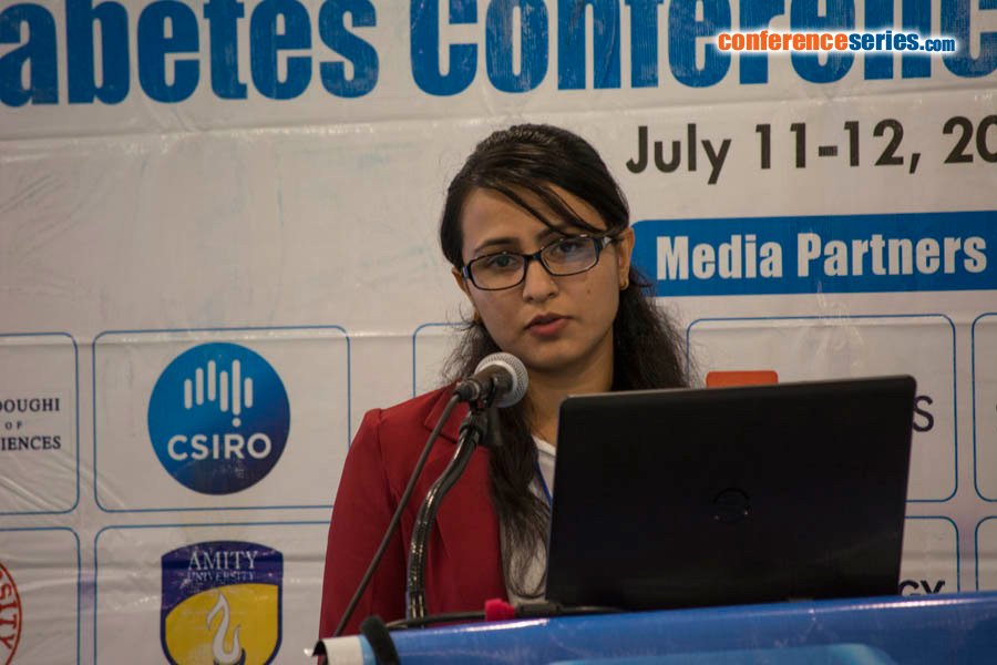 Niru Khatiwada | OMICS International