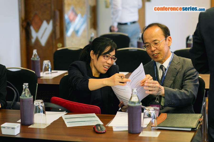 Norihisa Kato | OMICS International