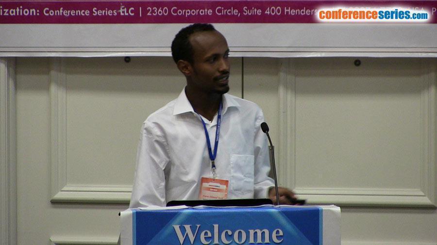 Nuru Ahmed Seid | OMICS International