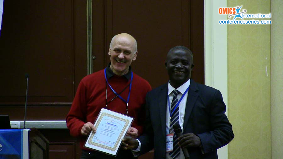Oleg P. Zhirnov | Conferenceseries Ltd