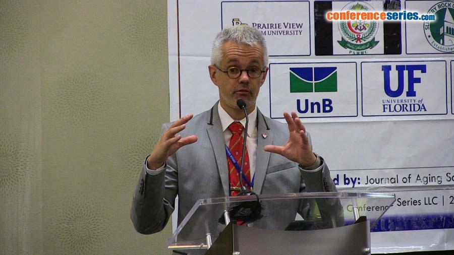 Olivier Beauchet | OMICS International