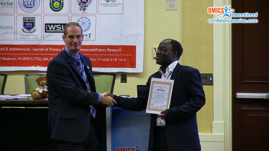 Peter S. Nyasulu | OMICS International