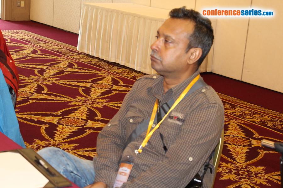 Prosenjit Singha Deo | OMICS International