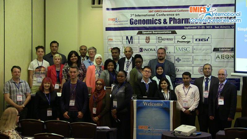 Rana Ahmed Youness   OMICS International