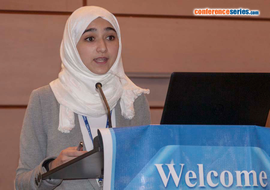 Rawan Abdul Razack Amir | OMICS International