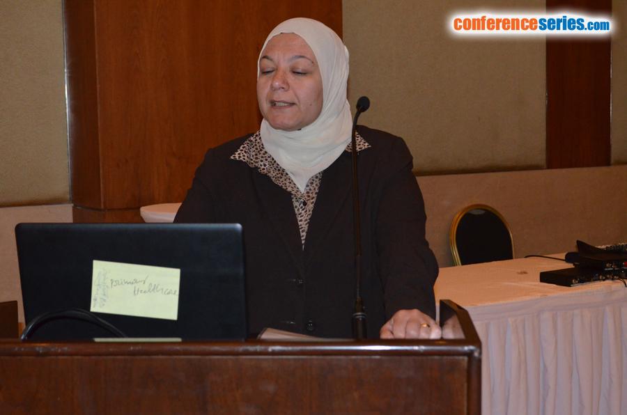 Reham F El-Kased           | OMICS International