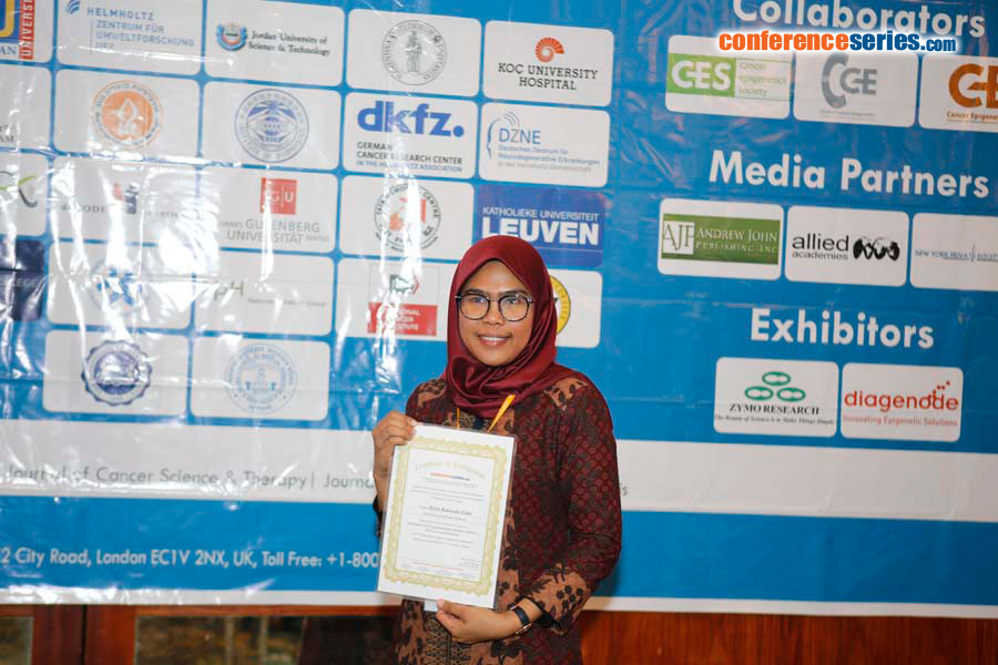 Ririn Rahmala Febri | OMICS International