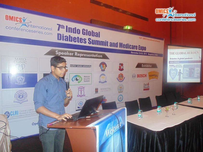 Rohin Vinayak   OMICS International