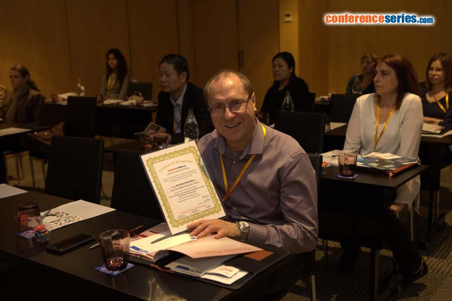 Rouslan Kotchetkov | OMICS International