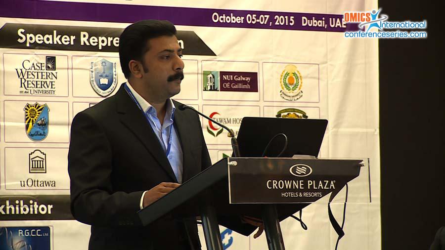 S.R Aravind | OMICS International
