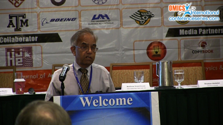 S. R. Gollahalli | OMICS International